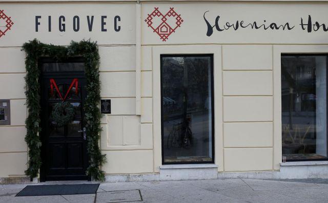 »Tokrat pa me je pritegnil članek z naslovom Slovenska Hiša – Figovec in podnaslovom Slovenska tradicija.« FOTO Blaž Samec