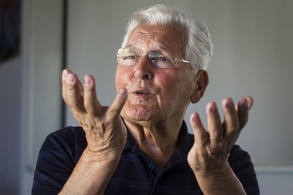 Pri 85 bo menda »samo« še raziskovalec