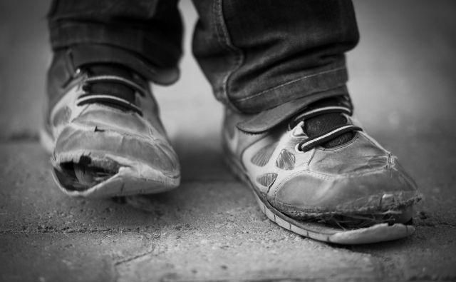 Pod pragom revščine v Sloveniji živi 280 tisoč ljudi. FOTO: Getty Images/istockphoto