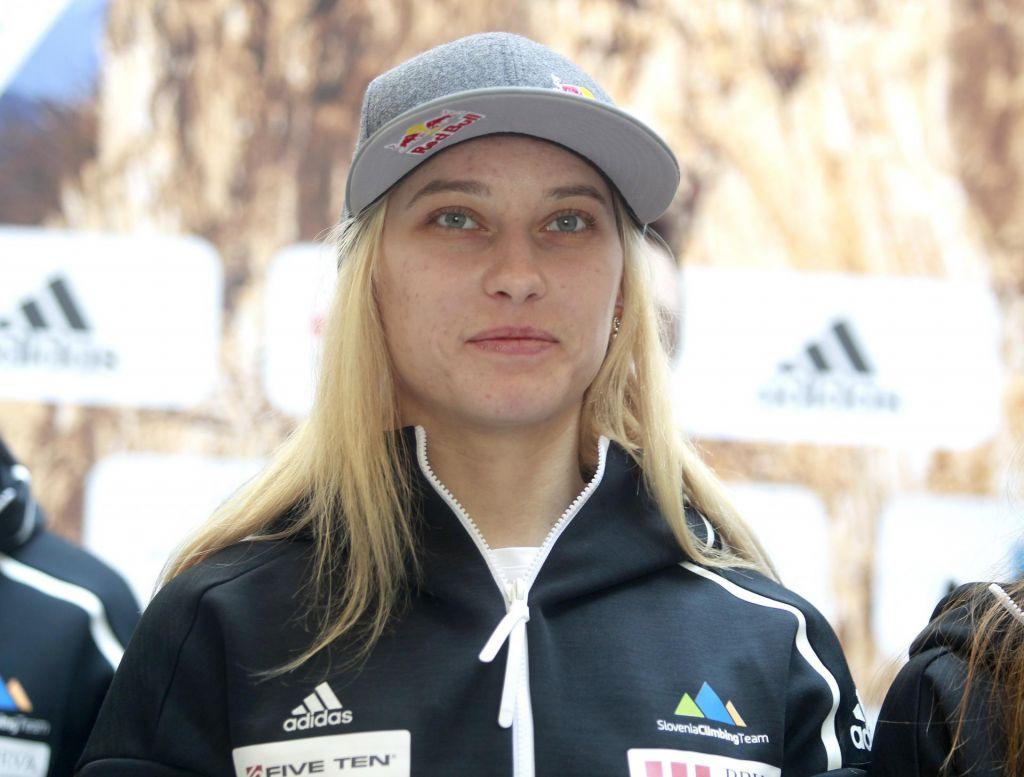 FOTO:Janja Garnbret sezono odprla šampionsko – z zmago