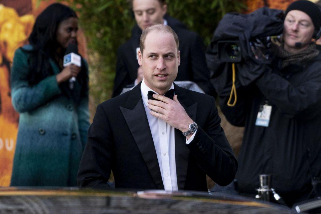 V službi svoje babice: Princ William se je tri tedne »igral« Jamesa Bonda