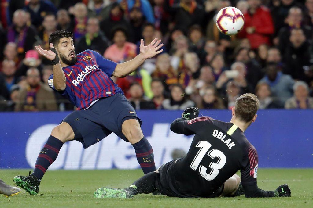 FOTO:V Španiji že razdelili lovorike: prejemniki Barcelona, Messi in Oblak