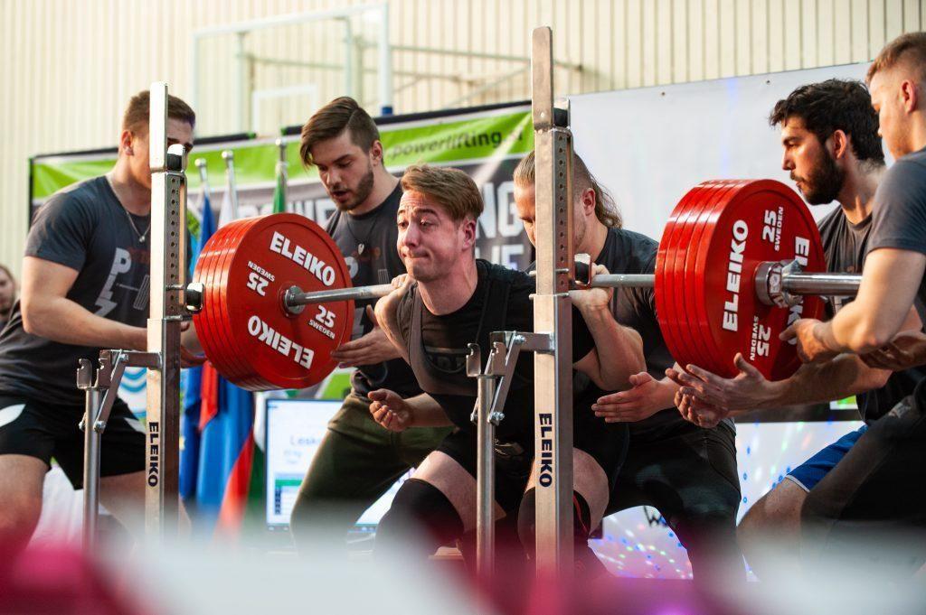 FOTO:Slovenec dvignil 750,5kg!
