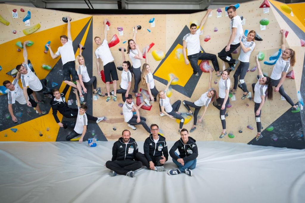 FOTO:Športne plezalce bomo končno spremljali na TV Slovenija