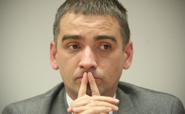 V razporeditvi se kot uganka pojavlja stranka Dom Bernarda Brščiča. FOTO: Jure Eržen