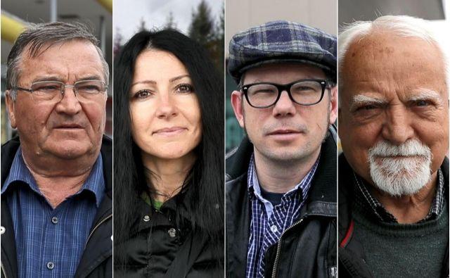 Štiri Novomeščane smo vprašali, kaj je zanje Evropa, ali bodo šli na evropske volitve in ali se počutijo kot Evropejci.