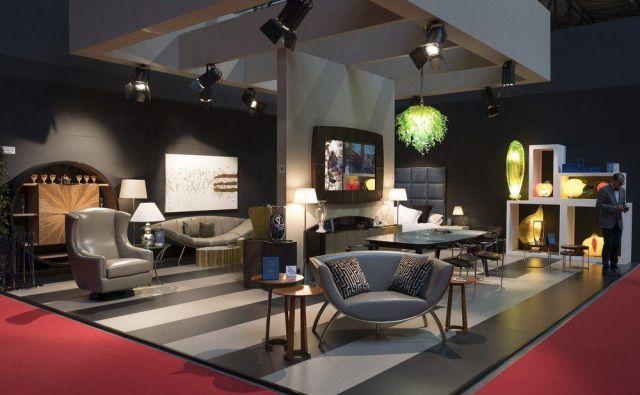 Na letošnjem<em> </em>sejmu pohištvene in oblikovalske industrije v Milanu se predstavlja okoli 2300 razstavljavcev, pričakujejo blizu 400.000 obiskovalcev. Foto promocijsko gradivo