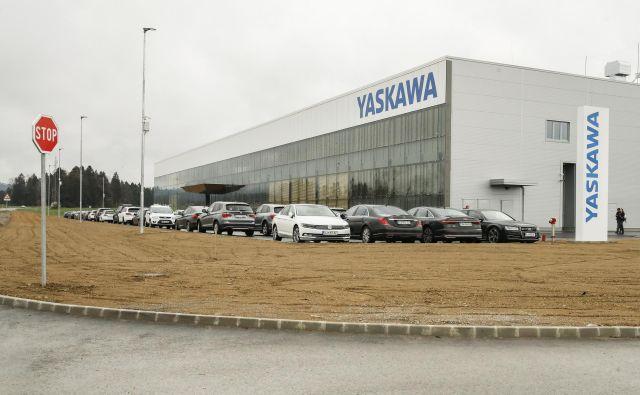 Tovarna industrijskih robotov in evropski center za razvoj robotike v Kočevju. FOTO: Uroš Hočevar/Del