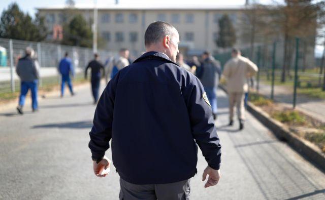Poročilo Sveta Evrope izpostavlja, da je Slovenija lani namenila več denarja v zaporski sistem. Foto Uroš Hočevar