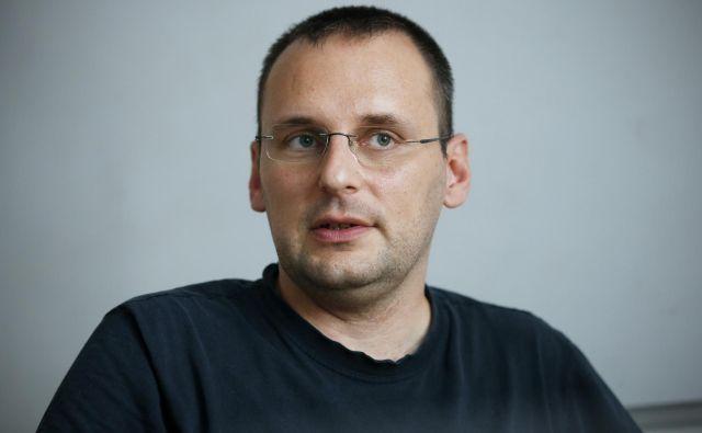 Po mnenju Mateja Kovačiča bi nadzor nad uporabo IMSI-lovilcev. lahko bil boljši. FOTO: Uroš Hočevar