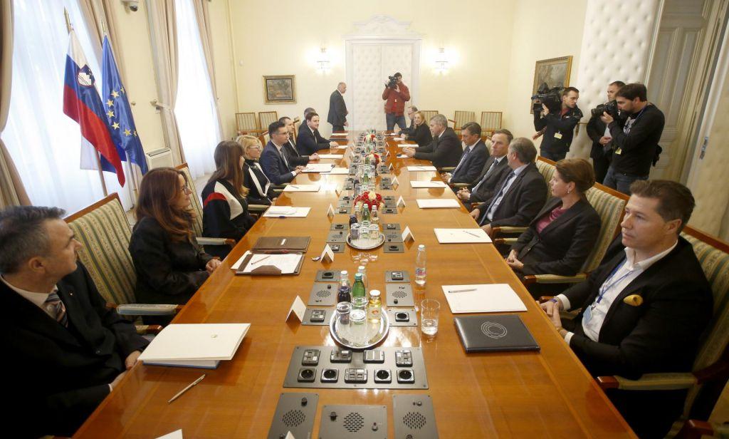 FOTO:»Hrvaška naj se v prihodnje vzdrži dejanj, ki so v nasprotju z vrednotami EU«