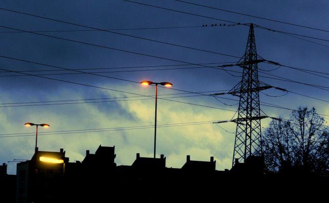 Šele na začetku elektrifikacije smo, ne na koncu Foto: Roman �Šipić/Delo