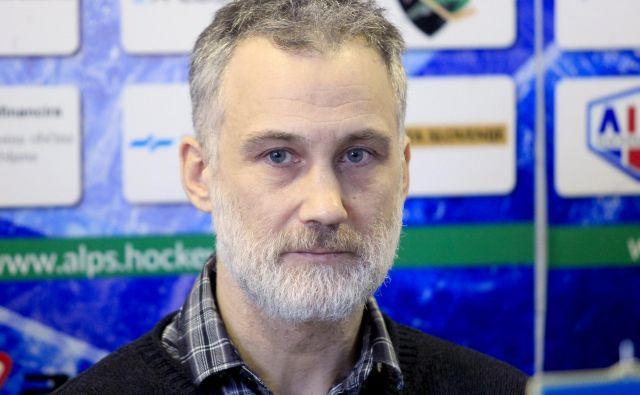 Jure Vnuk je prepričan o moči svojega moštva.<br /> FOTO Roman Šipić/Delo