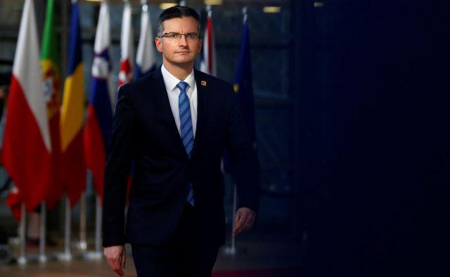 Slovenska vlada pričakuje bolj jasno držo evropske komisije. FOTO: Eva Plevier/Reuters
