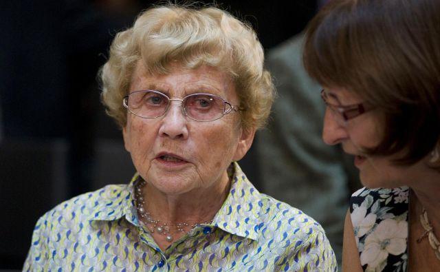 Po medijskih poročilih je devetdesetletna Herlind Kasner umrla že v začetku aprila. FOTO: Reuters