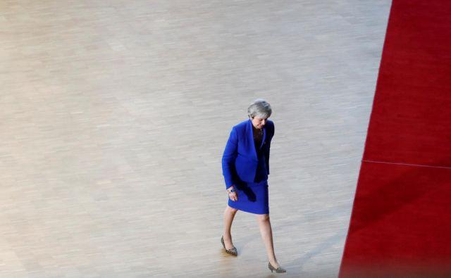 Združeno kraljestvo bo ostalo članica najdlje do konca oktobra. A novo podaljšanje roka ne more biti izključeno. FOTO: Susana Vera/Reuters