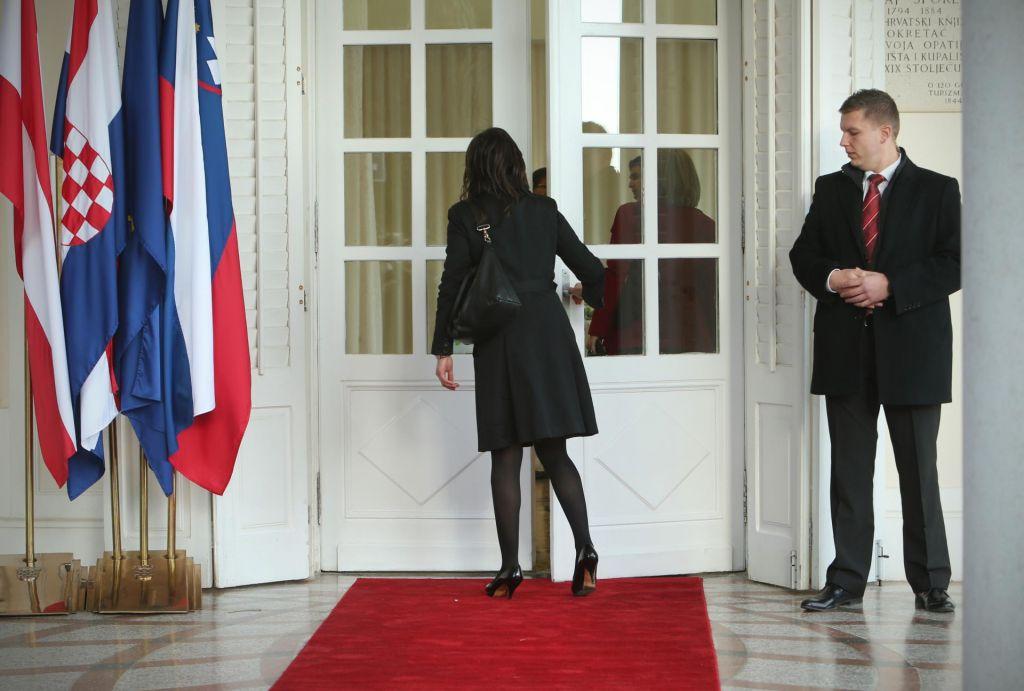 FOTO:Kdo je na seznamu hrvaških obveščevalcev