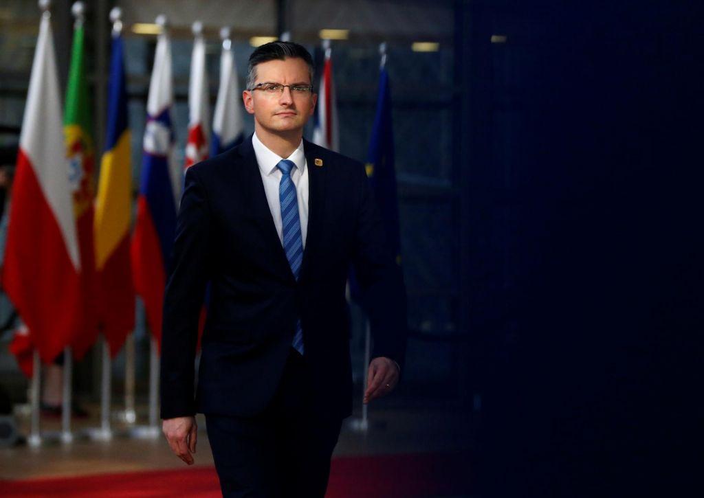 Šarec okrcal Bruselj: Preveč mlačno stališče o hrvaškem ravnanju