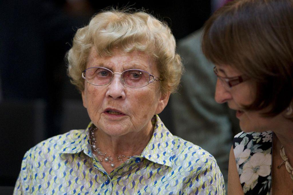 Umrla je mati nemške kanclerke Angele Merkel