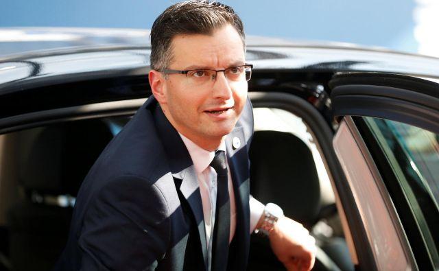 Premier Marjan Šarec FOTO: Reuters