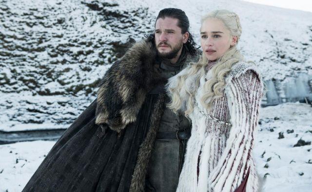Igra prestolov se vrača 15. aprila.Foto HBO