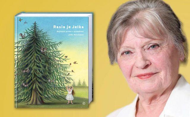 Ilustratorka Jelka Reichman praznuje 80 let. Foto: Mladinska Knjiga