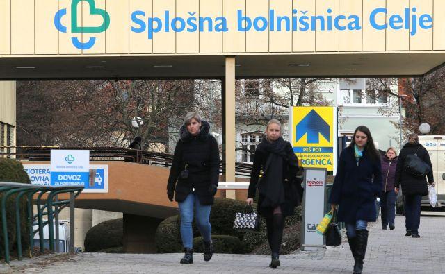 Finančni načrt SBC v višini 116 milijonov evrov prihodkov mora potrditi še ministrstvo za zdravje. FOTO: Tomi Lombar/Delo