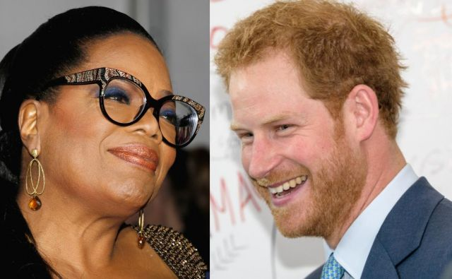 Oprah in Harry FOTO: Shutterstock