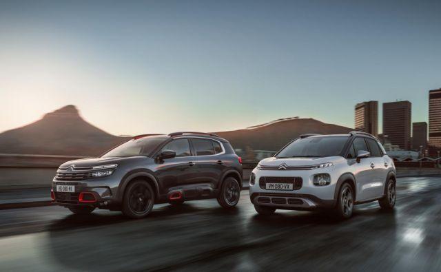 Prodaja vozil SUV bo še naraščala. Foto: Citroen