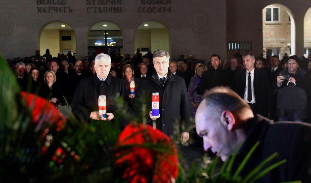 Hrvati sanjajo vrnitevpokojneHerceg-Bosne