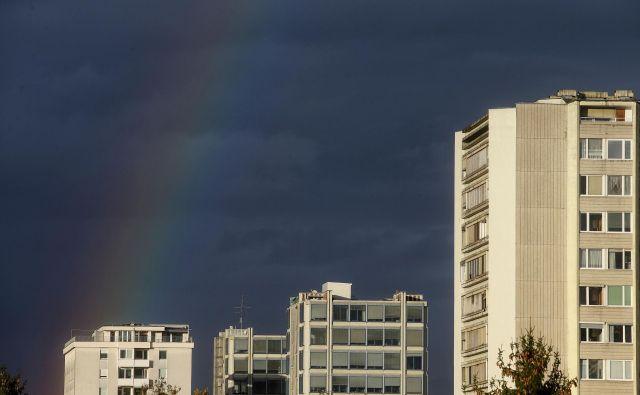 Nekaj sprememb na stanovanjskem področju je urgentnih. FOTO Blaž� Samec/Delo