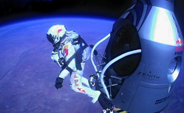 Ni zasvojen z adrenalinom, je večkrat poudaril.FOTO: Reuters