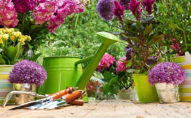 Ste hišo in okolico hiše že pripravili na pomlad? FOTO: Shutterstock