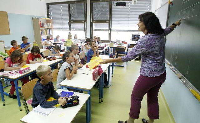 V zasebnih šolah opozarjajo, da je razširjeni program za učence res izbira, za šole pa je obvezen. FOTO: Leon Vidic/Delo