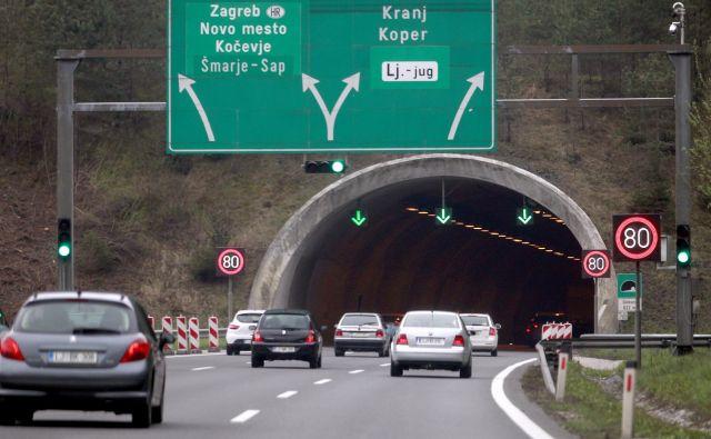 Predor Golovec. Foto Roman Šipić
