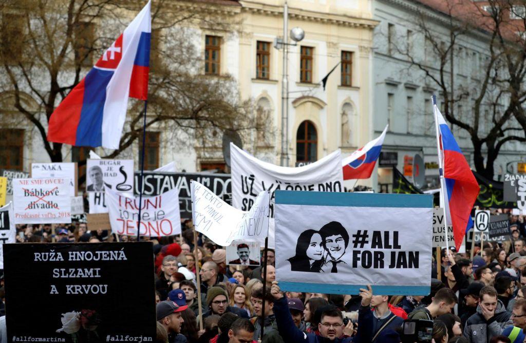 Nekdanji vojak priznal umor Jána Kuciaka