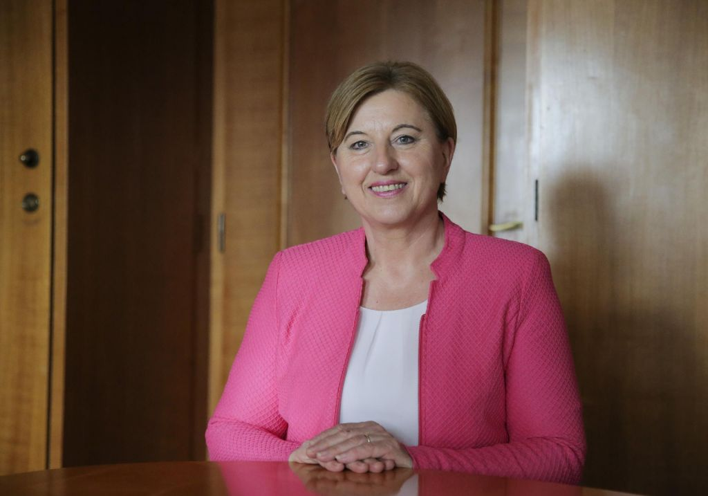 Ljudmila Novak: Za ohranitev EU je treba ideološke boje pustiti za sabo