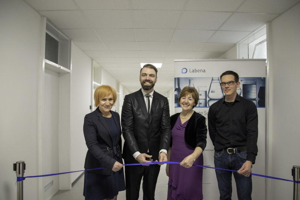 FOTO:Labena z novimi kapacitetami za analizo bioloških zdravil
