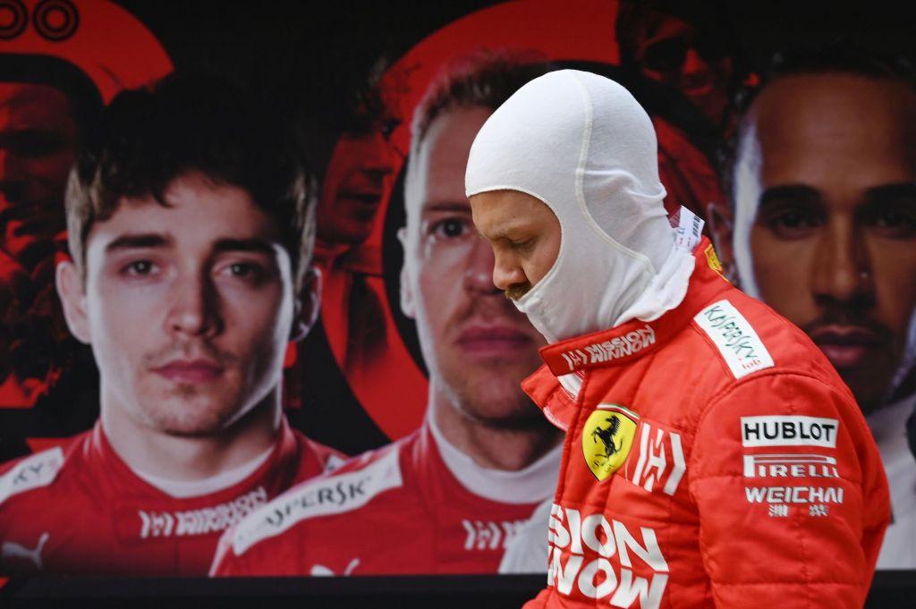 Tisoča dirka prava prelomnica za Ferrari?