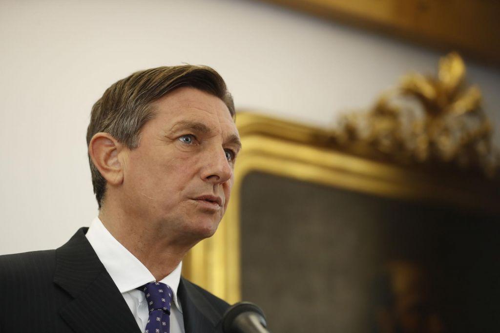 Pahor spravljiv do Hrvaške