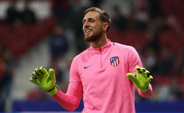 Jana Oblaka sta nazadnje razglasila za »najboljšega na svetu« trenerja Atletica in Celte po sobotni tekmi v Madridu. FOTO: Reuters