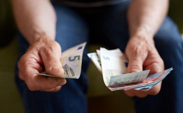 Plače v Sloveniji realno naraščajo, najvišje so v osrednjeslovenski regiji. FOTO: Getty Images