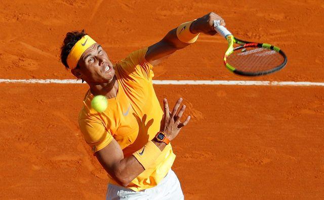 Tudi lanska peščena sezona je minila v znamenju Rafaela Nadala. FOTO: Reuters