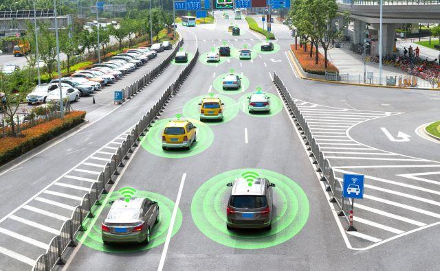 V Sloveniji se bodo lahko testirala avtonomna vozila tako imenovane tretje in četrte stopnje. FOTO: Shutterstock