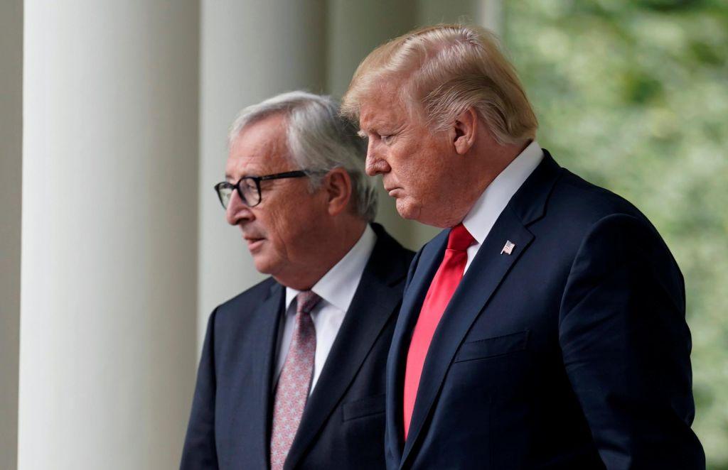 EU dala zeleno luč za nadaljevanje trgovinskih pogajanj z ZDA