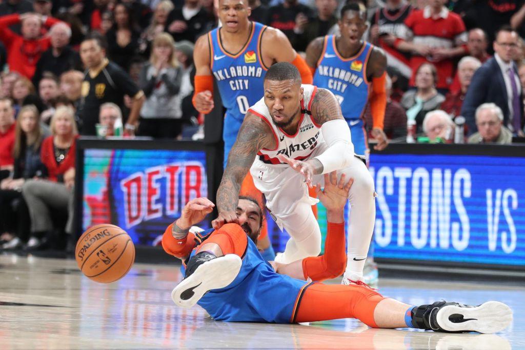 FOTO:Westbrookov trojni dvojček premalo za zmago (VIDEO)
