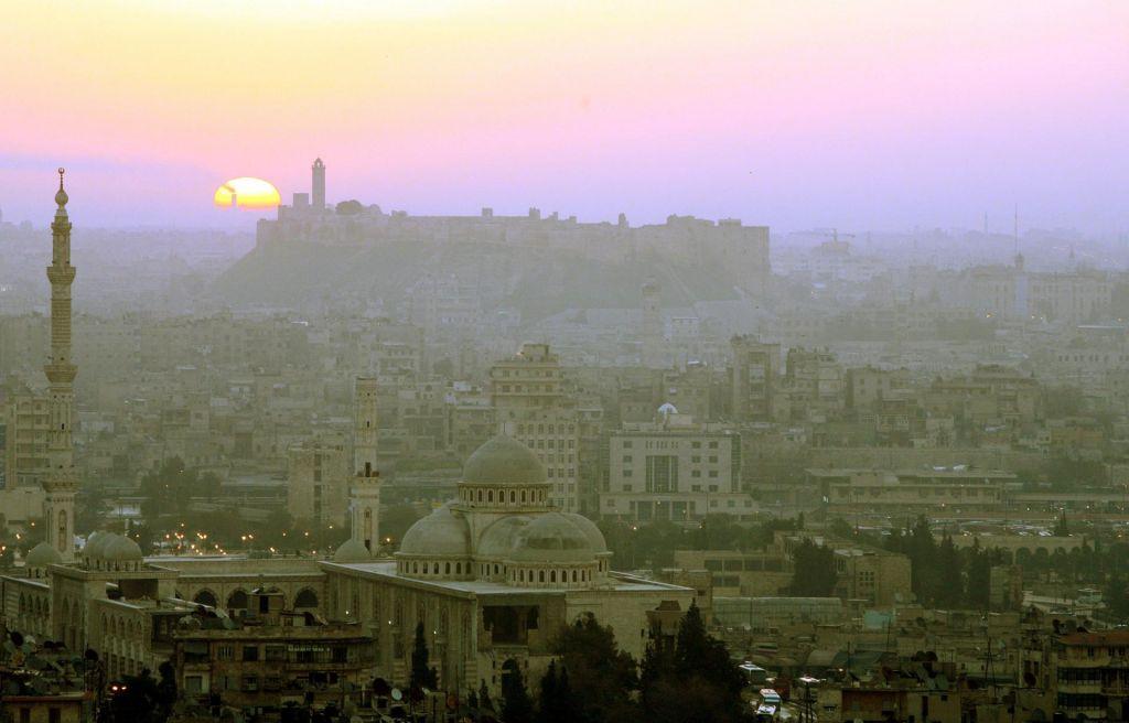 FOTO:Po poti palestinskih, sirskih in ljubljanskih spominov in tovarištva