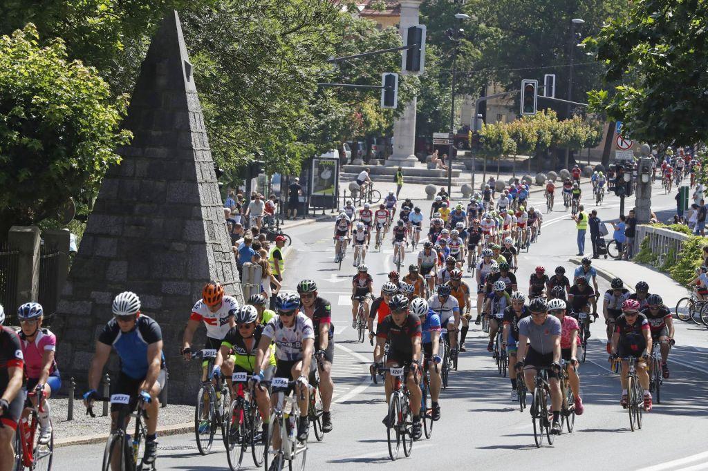 FOTO:Tudi slovenske kolesarske prireditve lahko postanejo svetovni dogodki