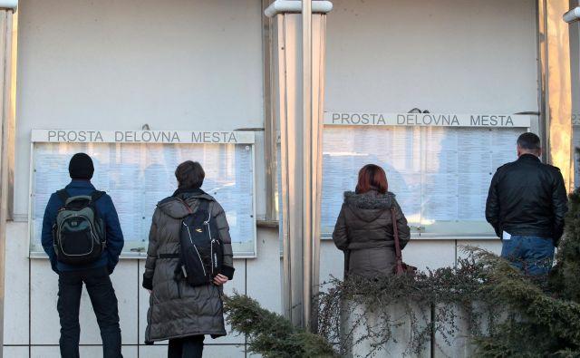 Slovenija, Ljubljana, 05. marec.2013 Zavod za zaposlovanje. Foto:Matej Druznik/DELO Foto