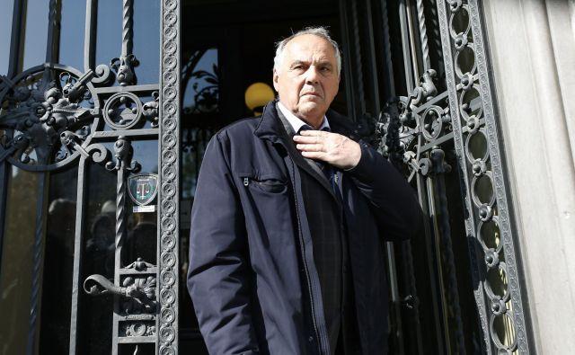 Sodišče je ugotovilo, da Milko Novič v času, ki ga je imel na voljo 16. decembra 2014, ni mogel priti na kraj zločina. FOTO: Blaž Samec